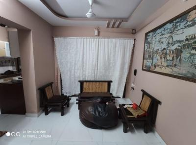 Gallery Cover Image of 695 Sq.ft 1 BHK Apartment for rent in Mira Road East for 20000