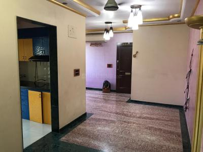 Gallery Cover Image of 630 Sq.ft 1 BHK Independent Floor for rent in Thane West for 24000