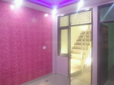 Gallery Cover Image of 640 Sq.ft 2 BHK Independent Floor for rent in New Ashok Nagar for 12000