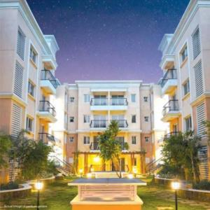 Gallery Cover Image of 855 Sq.ft 2 BHK Apartment for buy in Tata Santorini Phase IB, Poonamallee for 3035250