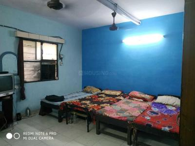 Bedroom Image of Homely Residency PG in Janakpuri
