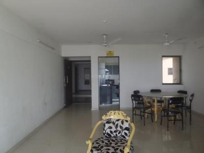 Gallery Cover Image of 1550 Sq.ft 3 BHK Apartment for rent in Santacruz East for 90000