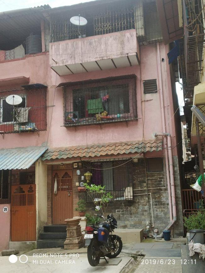 Building Image of 750 Sq.ft 2 BHK Independent House for rent in Nerul for 14500