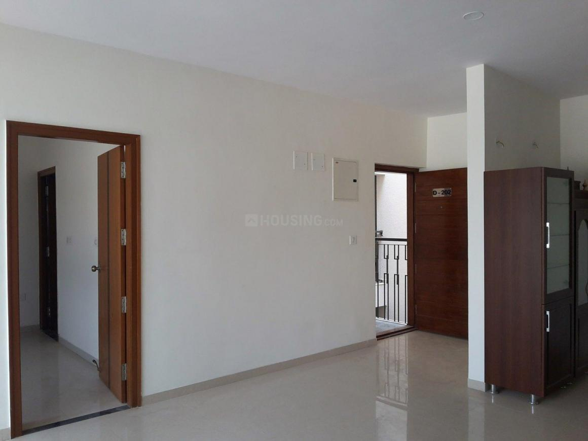 Living Room Image of 1500 Sq.ft 3 BHK Apartment for rent in Adugodi for 45000