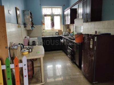 Kitchen Image of Om Sai Girls PG in Vaishali
