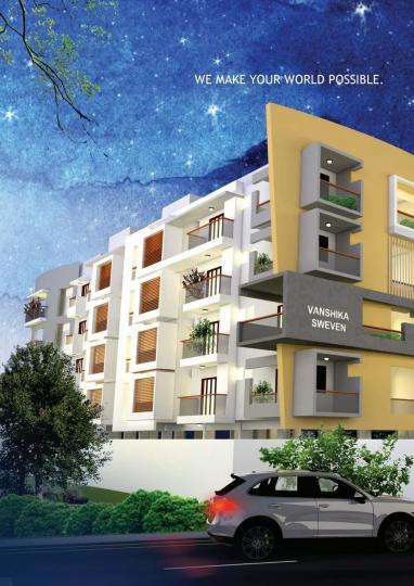 वंशिका स्वेवेन, कोननकुंते  में 8300000  खरीदें  के लिए 8300000 Sq.ft 3 BHK अपार्टमेंट के बिल्डिंग  की तस्वीर