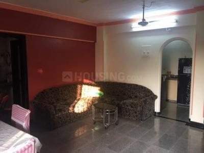 Gallery Cover Image of 680 Sq.ft 2 BHK Apartment for rent in Nerul for 24000
