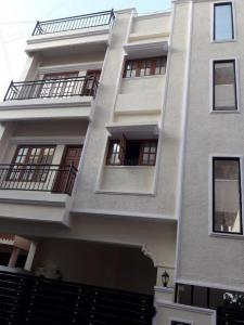 Gallery Cover Image of 900 Sq.ft 1 BHK Independent House for rent in Vimanapura for 12500