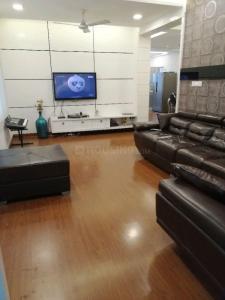Gallery Cover Image of 1497 Sq.ft 2 BHK Apartment for buy in Lahari Harivillu, Manikonda for 9000000