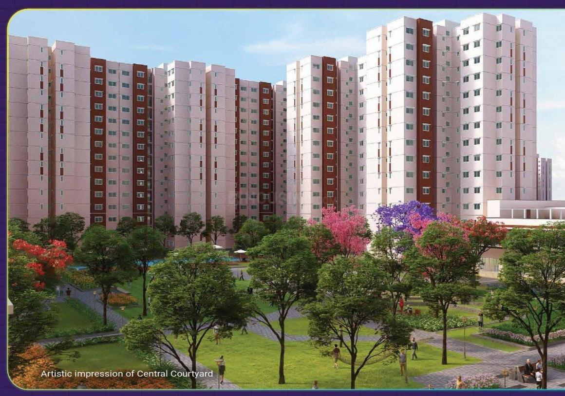 Building Image of 700 Sq.ft 2 BHK Apartment for buy in Attibele for 2205000