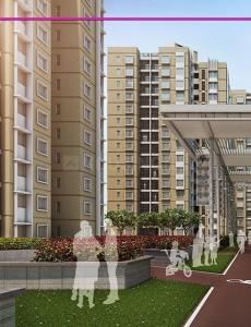 Gallery Cover Image of 1047 Sq.ft 2 BHK Apartment for buy in DivyaSree Republic Of Whitefield, Brookefield for 8400000