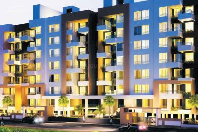 Gallery Cover Image of 1134 Sq.ft 3 BHK Apartment for buy in Somalwada for 6681000
