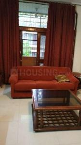 Gallery Cover Image of 1200 Sq.ft 2 BHK Independent Floor for rent in Greater Kailash for 45000