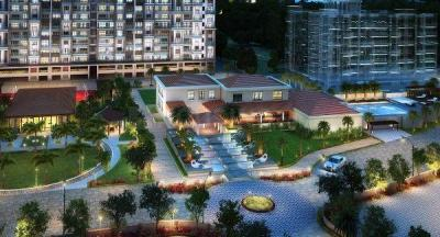 Gallery Cover Image of 643 Sq.ft 1 BHK Apartment for buy in Three Jewels, Kondhwa Budruk for 3600000