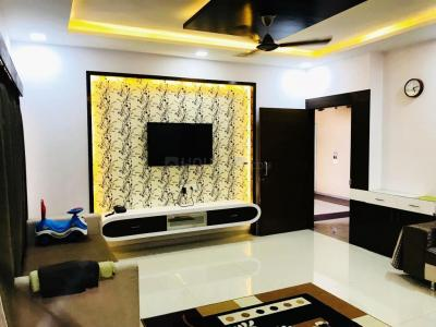 Gallery Cover Image of 2200 Sq.ft 3 BHK Apartment for rent in Deep Indraprasth 5, Prahlad Nagar for 40000