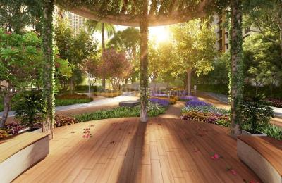 Gallery Cover Image of 695 Sq.ft 2 BHK Apartment for buy in Runwal Gardens Phase 3 Bldg No 29 30, Gharivali Village for 5000000
