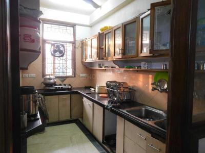 Kitchen Image of Welcome PG in Sector 39