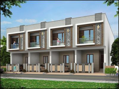 Gallery Cover Image of 1800 Sq.ft 3 BHK Villa for buy in Mansarovar for 7500000