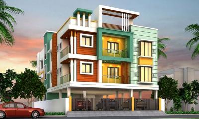 Gallery Cover Image of 1298 Sq.ft 3 BHK Apartment for buy in  South kolathur for 7400000