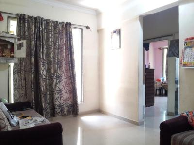 Gallery Cover Image of 650 Sq.ft 1 BHK Apartment for buy in Kamothe for 4300000