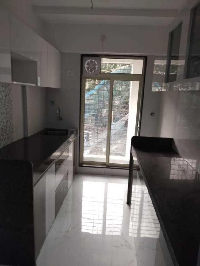 Kitchen Image of 882 Sq.ft 2 BHK Apartment for rent in Mira Road East for 20000