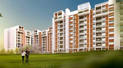 Gallery Cover Image of 1445 Sq.ft 3 BHK Apartment for buy in Bricks And Milestones Wonderwall, Kada Agrahara for 6863750