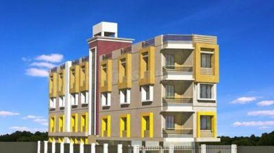 Gallery Cover Image of 1161 Sq.ft 3 BHK Apartment for buy in Diamond City North, South Dum Dum for 6500000