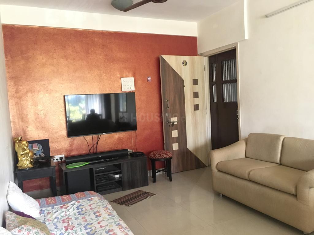 Living Room Image of 1200 Sq.ft 2 BHK Apartment for rent in Andheri West for 80000