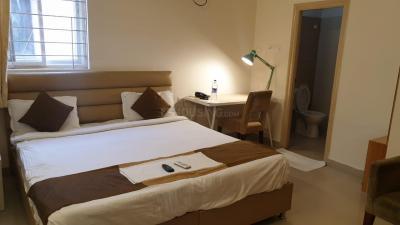 Bedroom Image of Blue Dawn Suites in Madhapur
