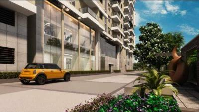 Gallery Cover Image of 1264 Sq.ft 2 BHK Apartment for buy in Sumadhura Nandanam, Hoodi for 7835536