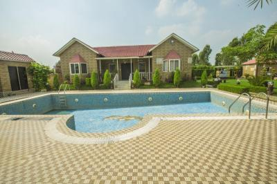 Gallery Cover Image of 907 Sq.ft 3 BHK Independent House for buy in Sector 135 for 4750000