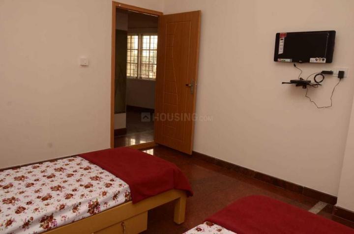 Bedroom Image of Gayathri Luxury Mens PG in Ashok Nagar