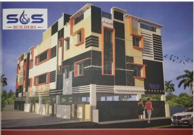 Gallery Cover Image of 655 Sq.ft 2 BHK Apartment for buy in Velachery for 4912439