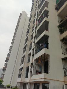 Gallery Cover Image of 650 Sq.ft 1 BHK Apartment for rent in Ghansoli for 23000