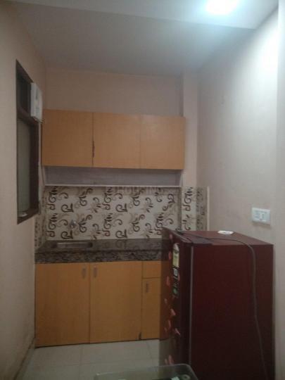 Kitchen Image of Mahadev PG in Sushant Lok I