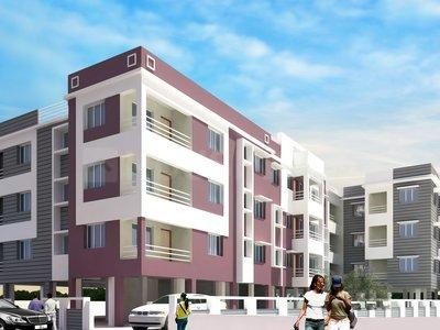 Gallery Cover Image of 1175 Sq.ft 3 BHK Apartment for buy in Narendrapur for 3760000