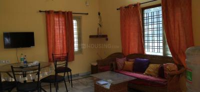 Gallery Cover Image of 900 Sq.ft 1 BHK Apartment for rent in Banjara Hills for 20000