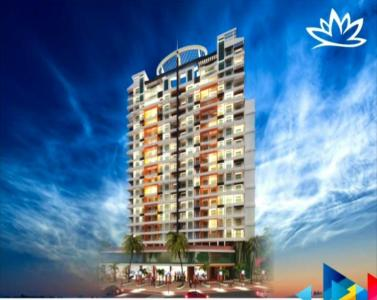 Gallery Cover Image of 680 Sq.ft 1 BHK Apartment for buy in Dombivli East for 4445000