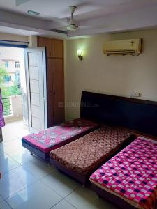 Gallery Cover Image of 1000 Sq.ft 1 BHK Independent House for rent in Sector 55 for 8000