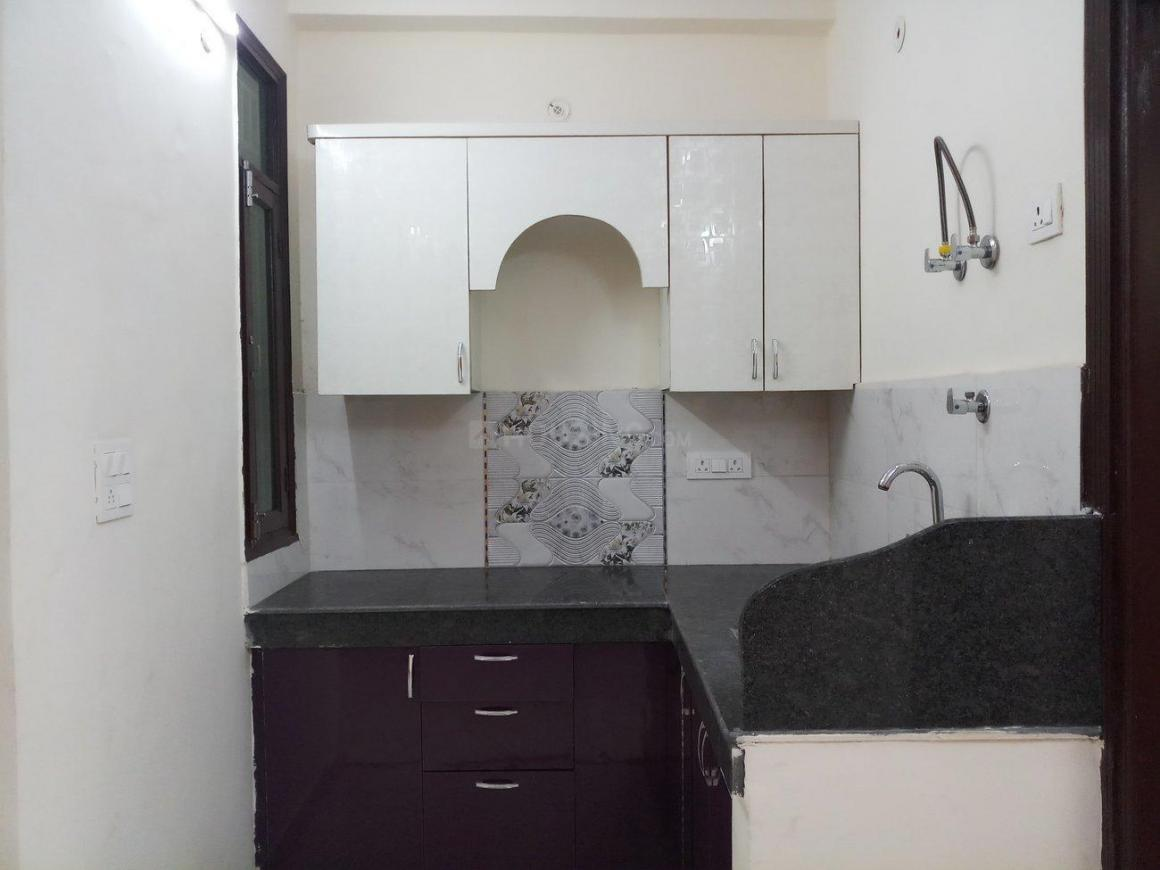 Kitchen Image of 1500 Sq.ft 3 BHK Independent Floor for rent in Vasundhara for 14000