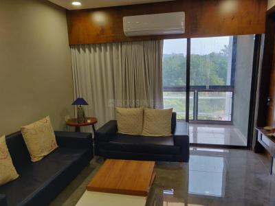 Gallery Cover Image of 2771 Sq.ft 4 BHK Apartment for rent in Maruti Celedron, Bodakdev for 75000