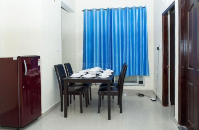Dining Room Image of PG 4642455 Hennur Main Road in Hennur Main Road