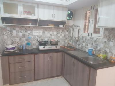 Gallery Cover Image of 745 Sq.ft 1 BHK Apartment for rent in Murugeshpalya for 17000