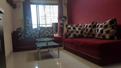 Gallery Cover Image of 555 Sq.ft 1 BHK Apartment for rent in Divya Smit, Kandivali West for 22000
