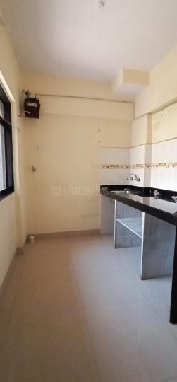 Kitchen Image of 580 Sq.ft 1 BHK Apartment for rent in Borivali West for 21000