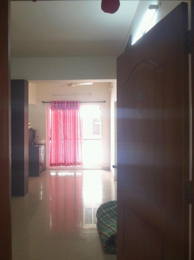 Main Entrance Image of 1100 Sq.ft 3 BHK Apartment for buy in Thoraipakkam for 4950000