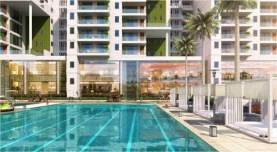 Gallery Cover Image of 596 Sq.ft 1 RK Apartment for buy in Amrapali Platinum, Sector 119 for 2791000