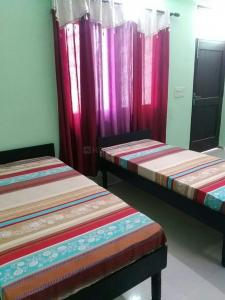 Bedroom Image of Abhinav Associates PG in Nehru Place