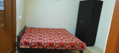 Bedroom Image of Happy PG in Sector 62