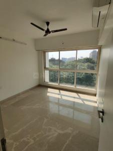 Gallery Cover Image of 1000 Sq.ft 2 BHK Apartment for rent in Godrej The Trees, Vikhroli East for 57000